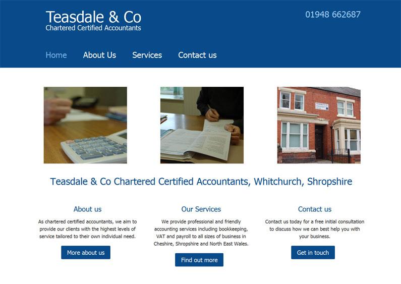Teasdale & Co Accountants