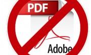 No PDFs