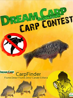 Carp Finder 2020 Fiume Dese, Zero, Santa Maria