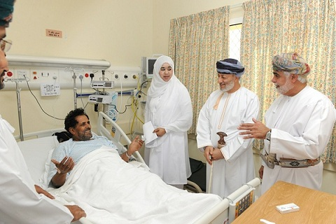 Sultan Qaboos Hospital Heart Center Operates First Cardiac ...