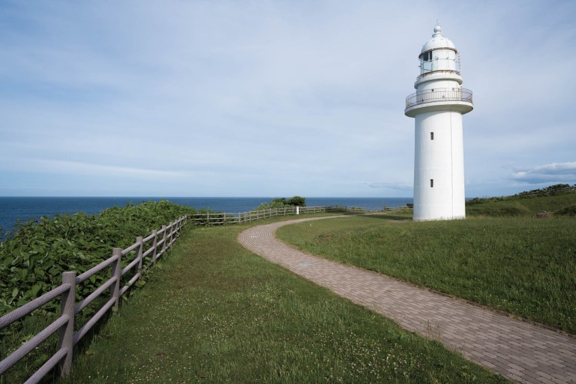 View of the lighthouse
