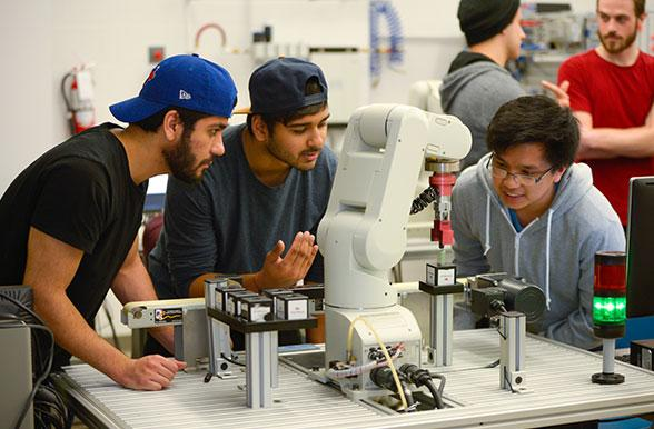 Mechanical Engineering Technology - 529 | Mohawk College