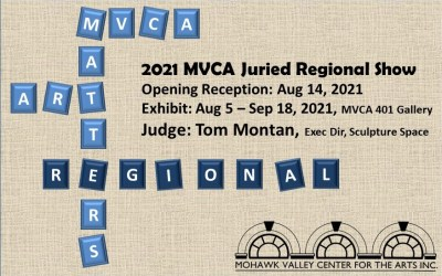 Call for Artists: MVCA 2021 Juried Regional Exhibition