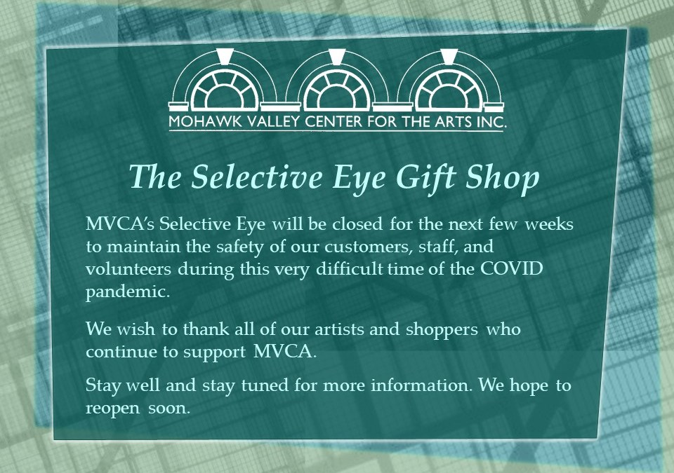 Selective Eye closes for a few weeks