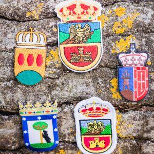 Insignias Asim Escudos de localizaciones