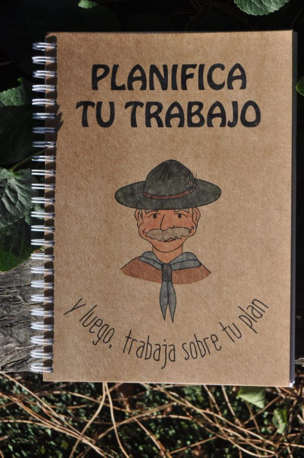 Cuaderno BP