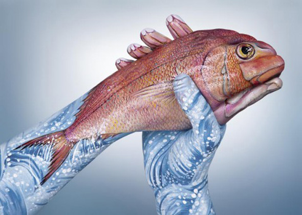 The Hand Art of Guido Daniele