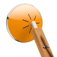 Lampe Mr. Wattson Orange MCLaren   Moinat SA   Antiquités ...