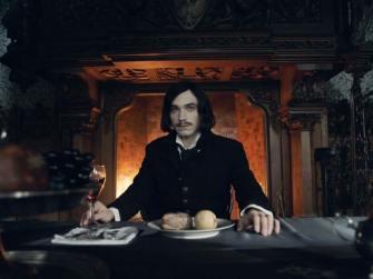 Кадр из фильма Гоголь