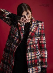 Coat, dress, Alexander Vaughtie, First boutique