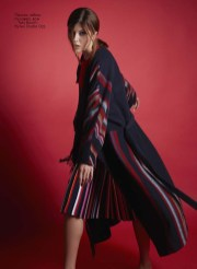 Coat, skirt, pullover, all - Tory Burch, Studio Ozz boutique