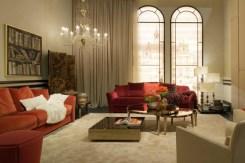 Fendi Casa Faubourg 4 seater sofa
