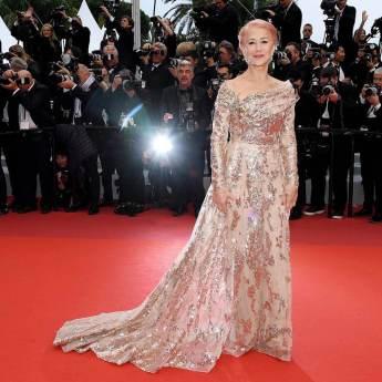 Helen Mirren in Elie Saab Haute Couture