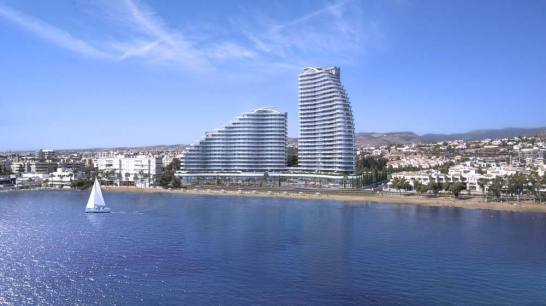 Limassol Del Mar overview 2