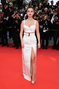Selena Gomez in in Louis Vuitton