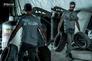 Xrista Stavrou SS14 T-Shirt Collection at Etherial