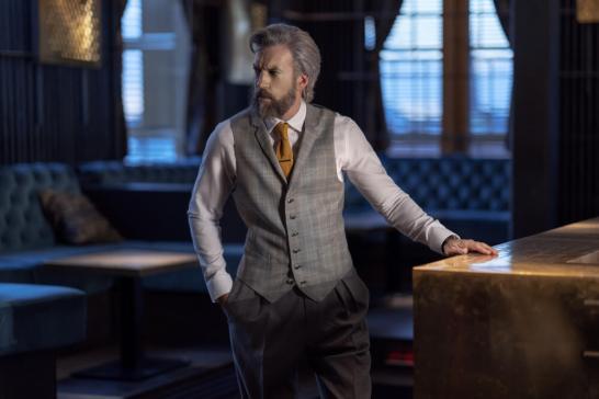 Suit Vest: Herr von Eden Trousers: Vitale Barberis Canonico Shirt: Zara Tie: Twisted Tailor Watch: Montblanc Tie Clip: Boss