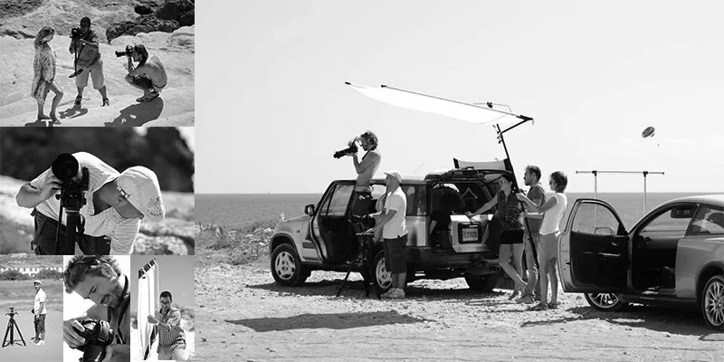 Photoshoot Management and Produciton Service sin Cyprus
