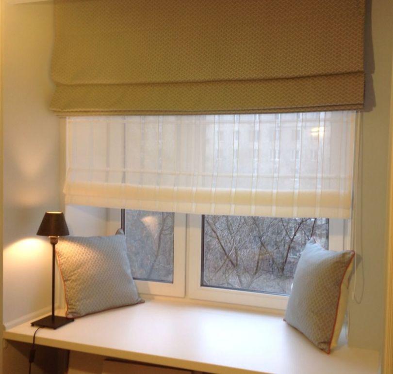 Двойные шторы (1)