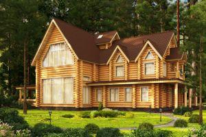 Преимущества возведения деревянных домов под ключ