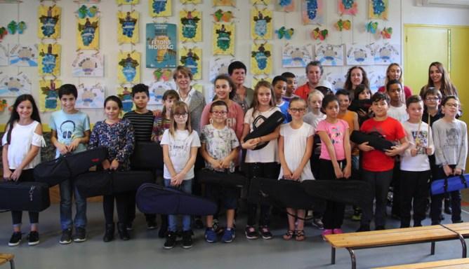 42. Orchestre A L'Ecole