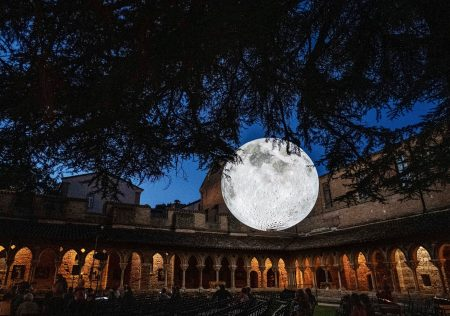 00.museum Of The Moon By Geraud Moissac