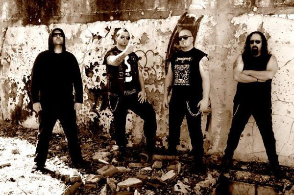 martelo negro - Moita Metal Fest 2016