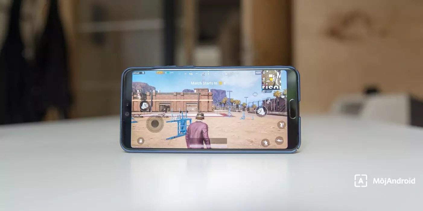 O Robi Ke PUBG Mobile Zrazu Sek A Klesaj FPS