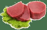 Aj hovädzie mäso, ktoré nesie označenie chudé, obsahuje na 100 g až 26 g bielkovín.