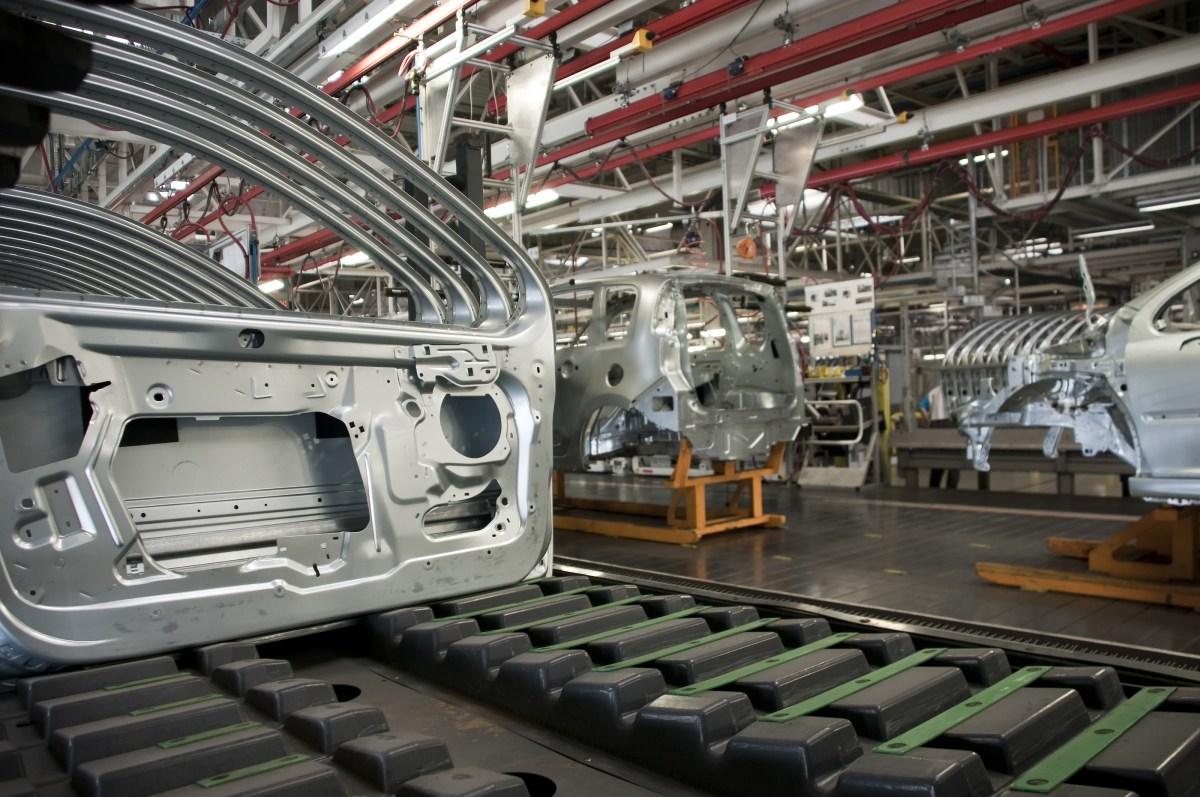 Podstawowe elementy budowy samochodu