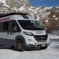 """W Niemczech Fiat Ducato został wybrany """"Najlepszą bazą pod zabudowy kamperowe 2016""""."""