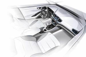 Hyundai zaprezentował pierwsze szkice modelu IONIQ