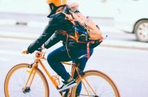 bezpieczeństwo rowerzysty na jezdni