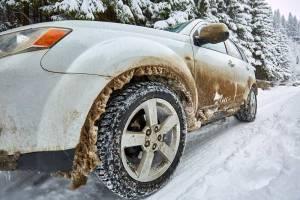 Kierowco – zimą Twoje auto wymaga szczególnego traktowania!