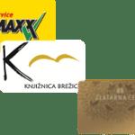 Service Maxx, Knjižnica Brežice, Zlatarna Celje