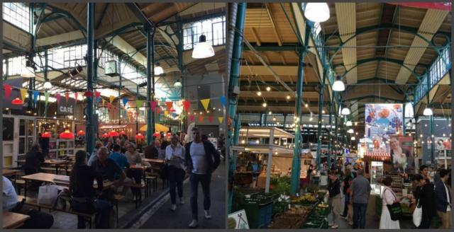 Markthale pijaca. Foto: Ivana Kovačević