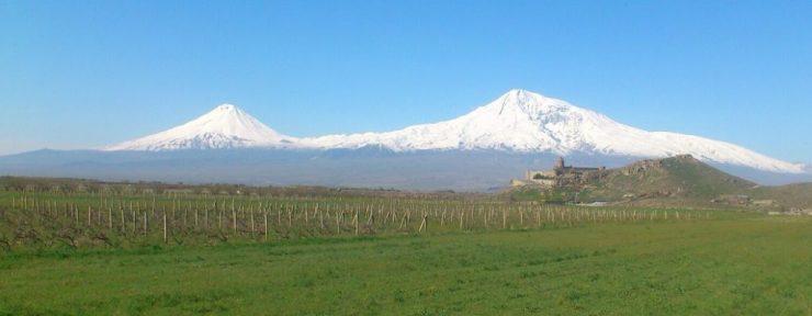 Planina Ararat Foto: Ivana Kovačević