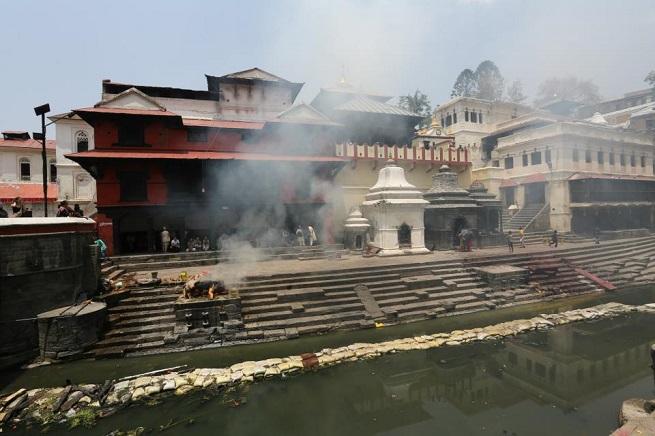 Pashupatinath hram. Foto: Ivana Kovačević
