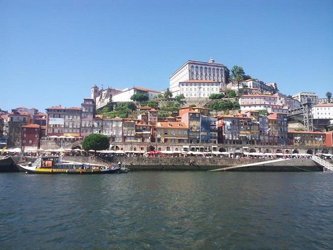 Pogled na severnu stranu reke Douro. Foto Ljubica Stevanović