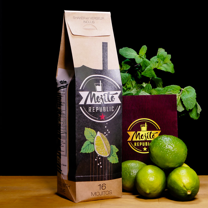 kit sucre aromatique mojito