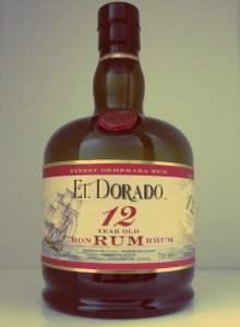 Rum für Einsteiger. Ron Diplomatico Reserva Exclusiva El Dorado 12 Years