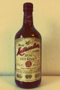 Einsteiger-Rum Matusalem Reserva Solera 15