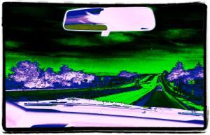 Musik für Autofahrten bei Nacht