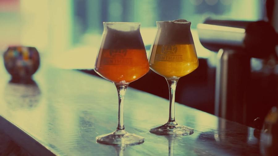 Bunthaus Brauerei. Craft Beer aus Wilhelmsburg