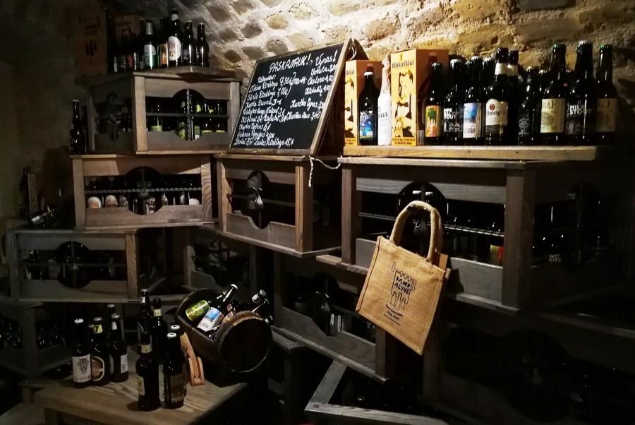 Craft Beer Vilnius. Bambalyne
