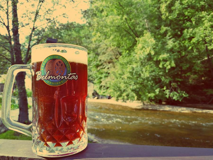 Craft Beer Vilnius. Belmontas