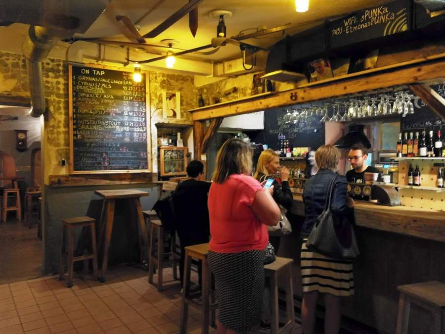 Craft Beer Vilnius. Etmono Spuna