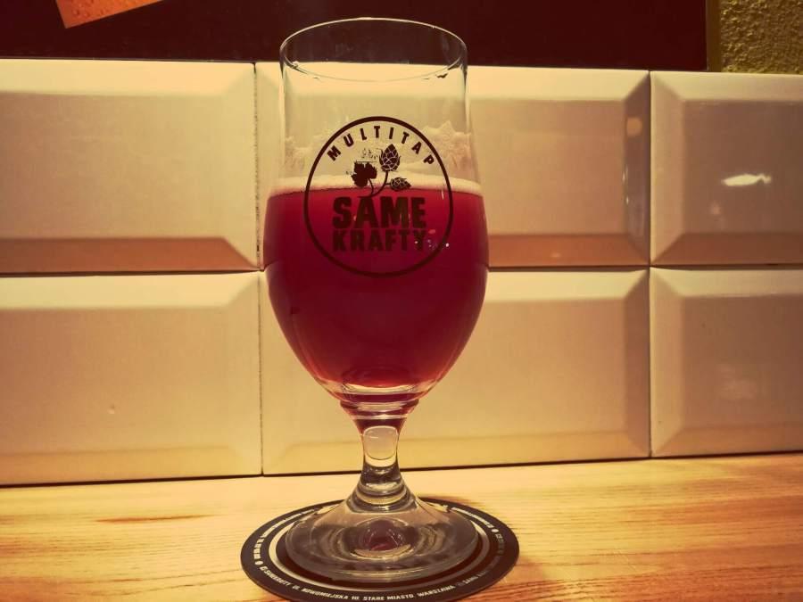 Craft Beer Bar Warschau Same Krafty