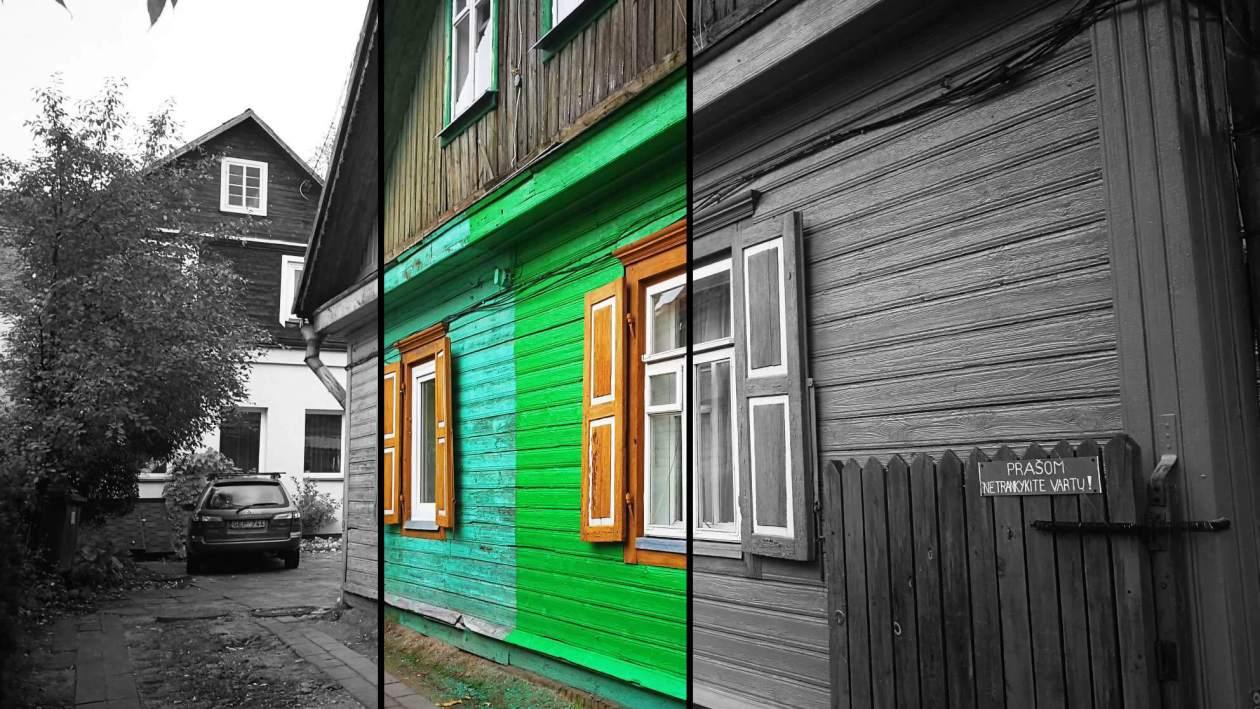 Vilnius, Zverynas, Litauen entdecken