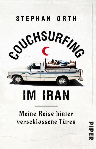Buch Couchsurfing im Iran
